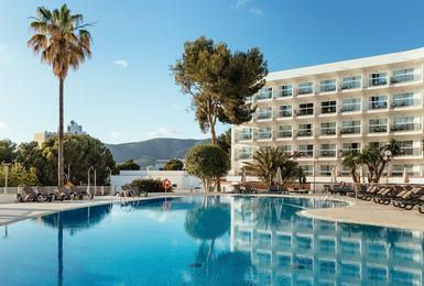 Äußere AluaSun Torrenova Hotel Palmanova, Mallorca